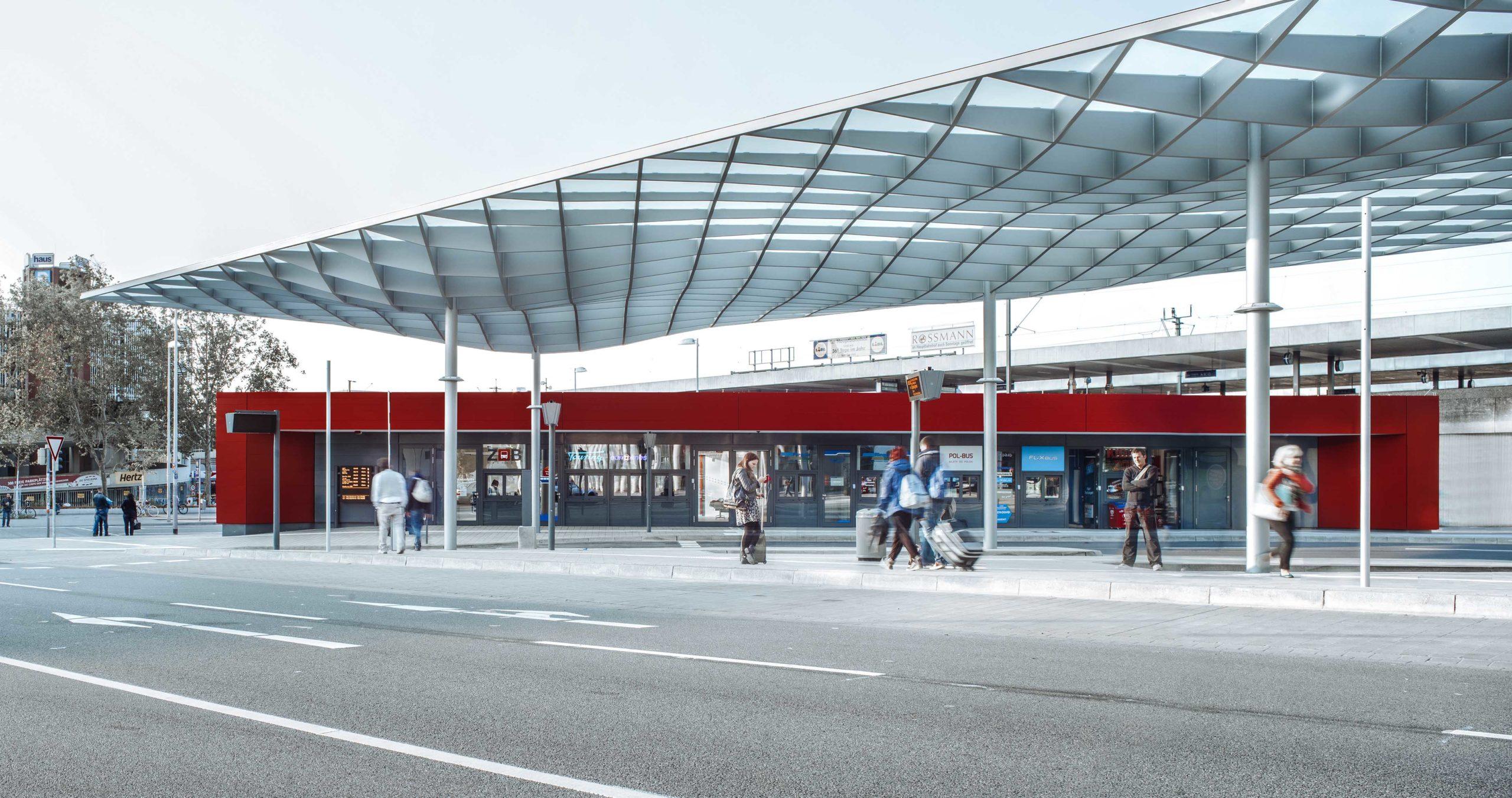 Zentraler Omnibusbahnhof Hannover